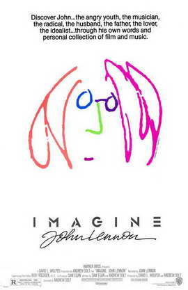 Imagine - 11 x 17 Movie Poster - Style A