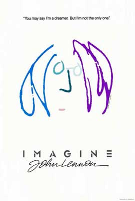 Imagine - 27 x 40 Movie Poster - Style D