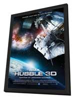 IMAX: Hubble 3D - 27 x 40 Movie Poster - Style A - in Deluxe Wood Frame