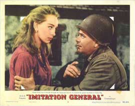 Imitation General - 11 x 14 Movie Poster - Style F