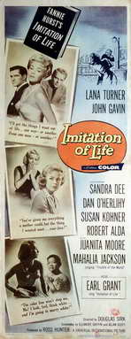 Imitation of Life - 14 x 36 Movie Poster - Insert Style B