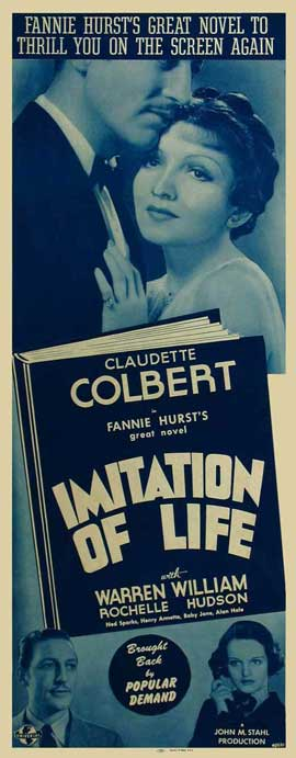 Imitation of Life - 14 x 36 Movie Poster - Insert Style A