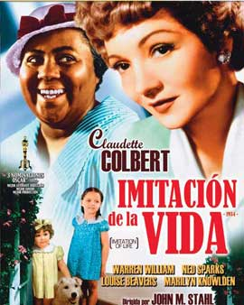 Imitation of Life - 11 x 17 Movie Poster - Spanish Style A