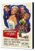 Imitation of Life - 27 x 40 Movie Poster - Style A - Museum Wrapped Canvas