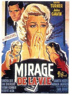 Imitation of Life - 11 x 17 Movie Poster - French Style A