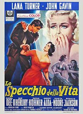 Imitation of Life - 11 x 17 Movie Poster - Italian Style A