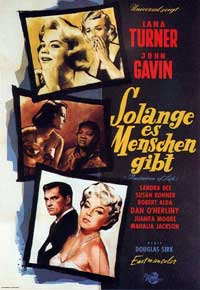 Imitation of Life - 11 x 17 Movie Poster - German Style A
