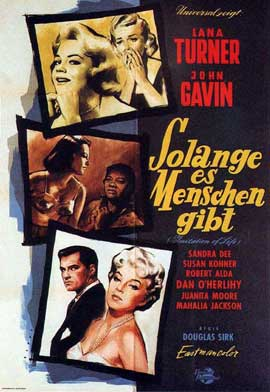 Imitation of Life - 27 x 40 Movie Poster - German Style A