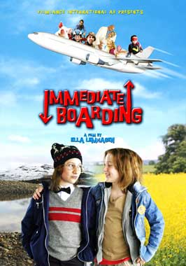 Immediate Boarding - 11 x 17 Movie Poster - Style A