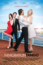 Immigration Tango - 43 x 62 Movie Poster - Bus Shelter Style A