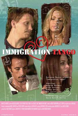 Immigration Tango - 11 x 17 Movie Poster - Style A