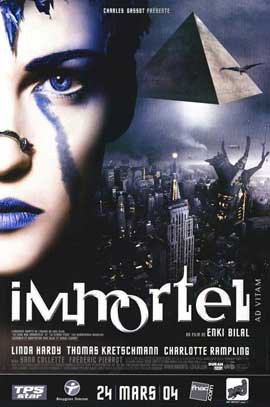 Immortal (Ad Vitam) - 11 x 17 Movie Poster - French Style A