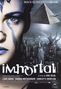 Immortal (Ad Vitam) - 11 x 17 Movie Poster - Style A
