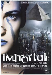 Immortal (Ad Vitam) - 43 x 62 Movie Poster - Bus Shelter Style A