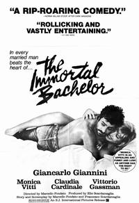 Immortal Bachelor - 11 x 17 Movie Poster - Style A
