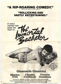 Immortal Bachelor - 27 x 40 Movie Poster - Style A