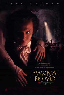 Immortal Beloved - 11 x 17 Movie Poster - Style A