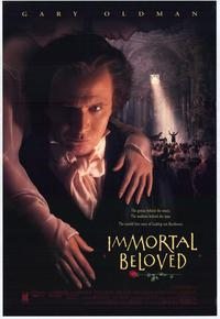 Immortal Beloved - 43 x 62 Movie Poster - Bus Shelter Style A
