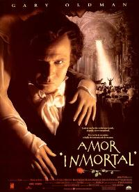 Immortal Beloved - 11 x 17 Movie Poster - Spanish Style A