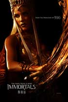Immortals - 11 x 17 Movie Poster - Style D