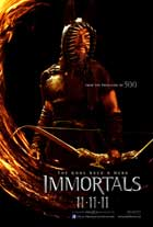 Immortals - 11 x 17 Movie Poster - Style G