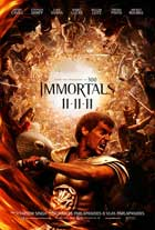 Immortals - 11 x 17 Movie Poster - Style I