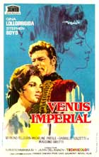 Imperial Venus - 11 x 17 Movie Poster - Spanish Style A