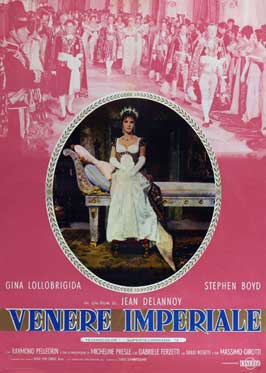 Imperial Venus - 11 x 17 Movie Poster - Italian Style A