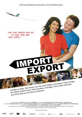 Import-Export - 43 x 62 Movie Poster - Bus Shelter Style A