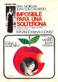 Imposible para una solterona - 11 x 17 Movie Poster - Spanish Style A