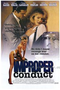 Improper Conduct - 11 x 17 Movie Poster - Style A
