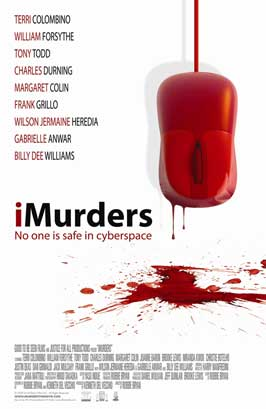 iMurders - 11 x 17 Movie Poster - Style A