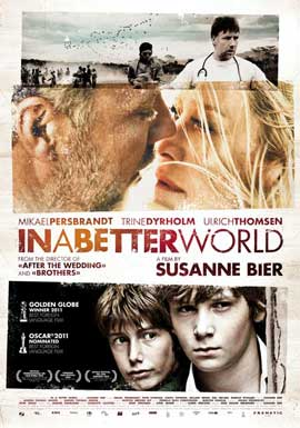 In a Better World - 11 x 17 Movie Poster - Swiss Style A