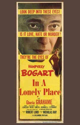 In a Lonely Place - 11 x 17 Movie Poster - Style C
