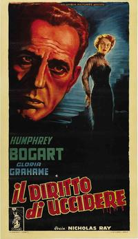 In a Lonely Place - 13 x 28 Movie Poster - Italian Style A