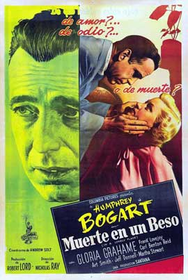 In a Lonely Place - 11 x 17 Movie Poster - Spanish Style D