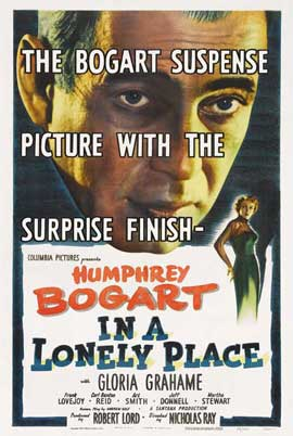 In a Lonely Place - 11 x 17 Movie Poster - Style F