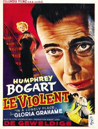 In a Lonely Place - 27 x 40 Movie Poster - Belgian Style A