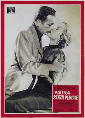 In a Lonely Place - 27 x 40 Movie Poster - Italian Style B
