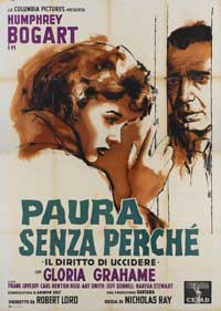 In a Lonely Place - 27 x 40 Movie Poster - Italian Style C