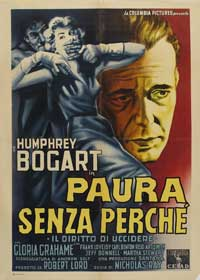 In a Lonely Place - 27 x 40 Movie Poster - Italian Style D