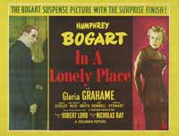In a Lonely Place - 11 x 17 Movie Poster - UK Style A