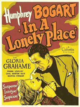 In a Lonely Place - 27 x 40 Movie Poster - Style B