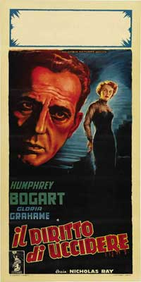 In a Lonely Place - 11 x 17 Movie Poster - Italian Style G