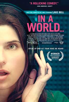 In a World� - 11 x 17 Movie Poster - Style A