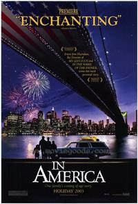 In America - 43 x 62 Movie Poster - Bus Shelter Style A