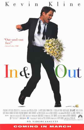 In and Out - 11 x 17 Movie Poster - Style A