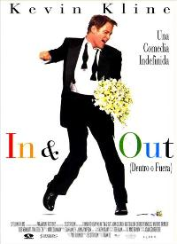 In and Out - 11 x 17 Movie Poster - Spanish Style A
