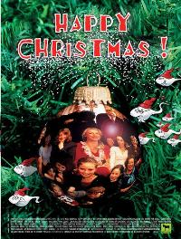 In Bed with Santa - 27 x 40 Movie Poster - French Style A