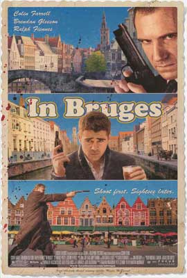 In Bruges - 27 x 40 Movie Poster - Style A